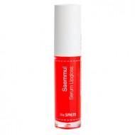 Тинт для губ THE SAEM saemmul serum lipgloss RD01 4,5гр: фото