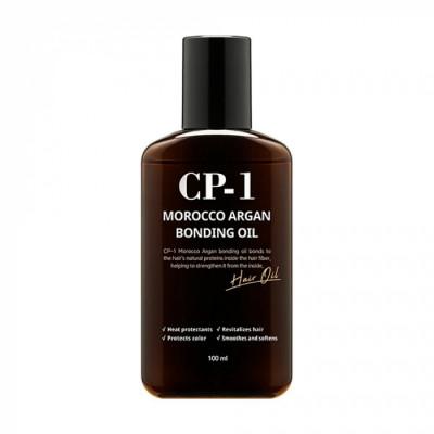Масло для волос АРГАНОВОЕ ESTHETIC HOUSE CP-1 Morocco Argan Bonding Oil 100мл: фото